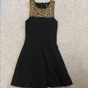 Aqua | Sleeveless Dress